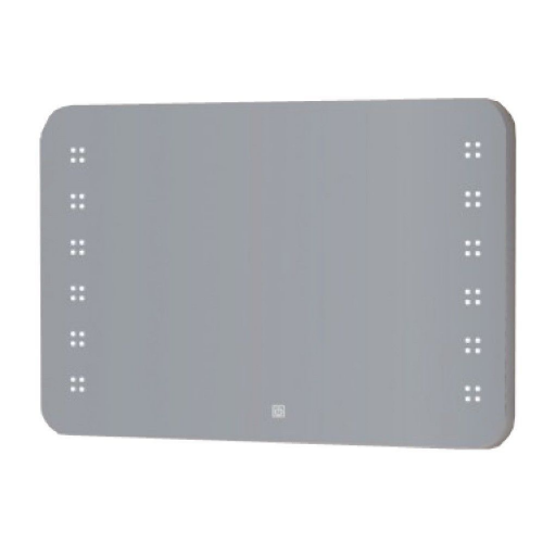 Eclipse 750mm x 500mm Led Mirror